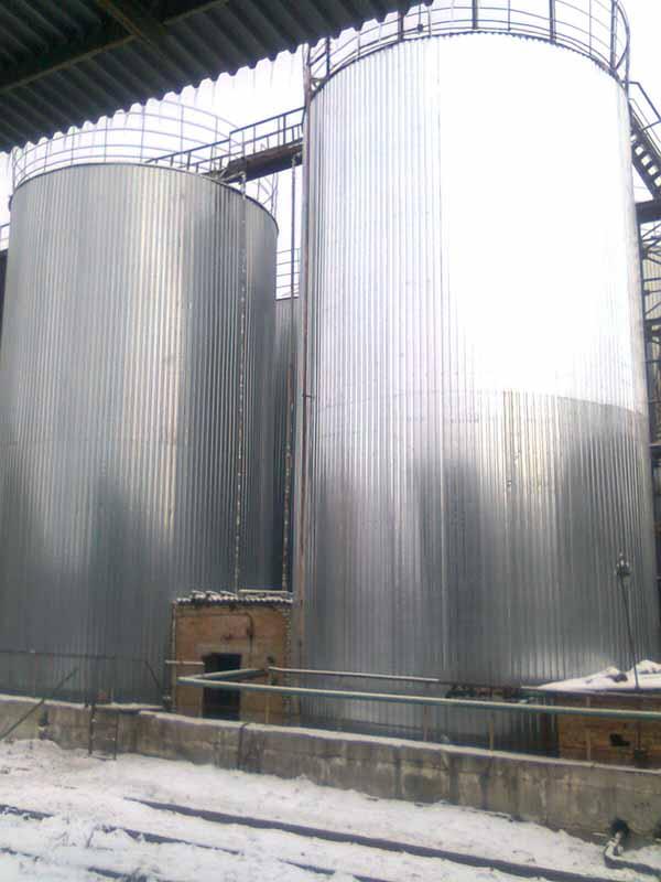 0099 Теплоизоляция резервуаров
