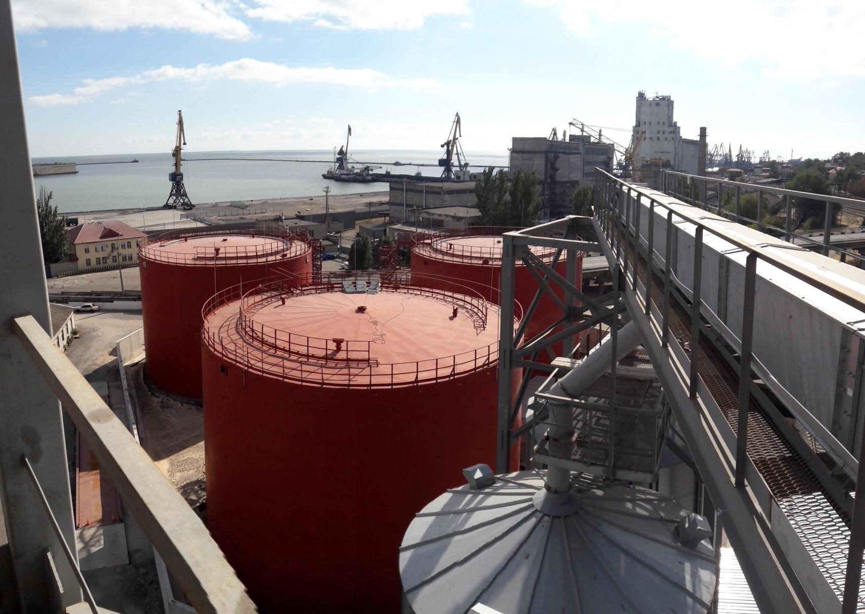 EVRO OIL Наши работы