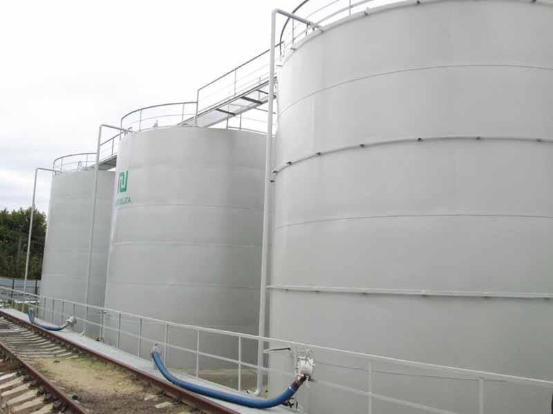 IMG 0047 База для хранения жидких минеральных удобрений