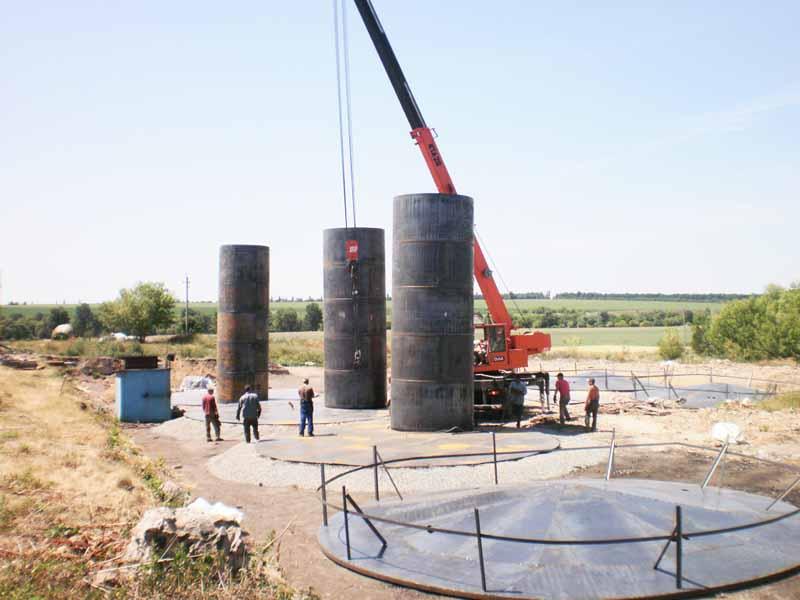 P3260178 База для хранения жидких минеральных удобрений