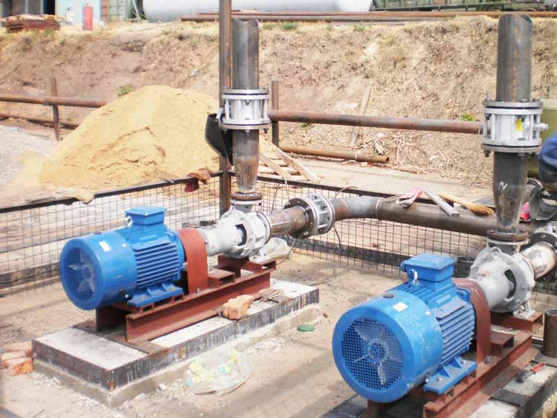 P3310187 База для хранения жидких минеральных удобрений