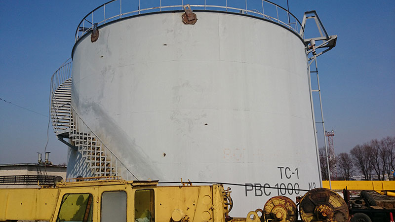 antikorrozionnaya zashhita rezervuarov foto Защита резервуаров от коррозии