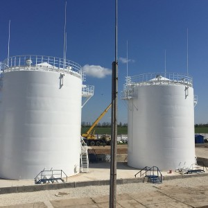 IMG 97761 300x300 Manufacturing and installation of the vertical steel tank – 1000