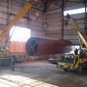 3 300x300 Изготовление и шеф монтаж резервуара РВС 5000