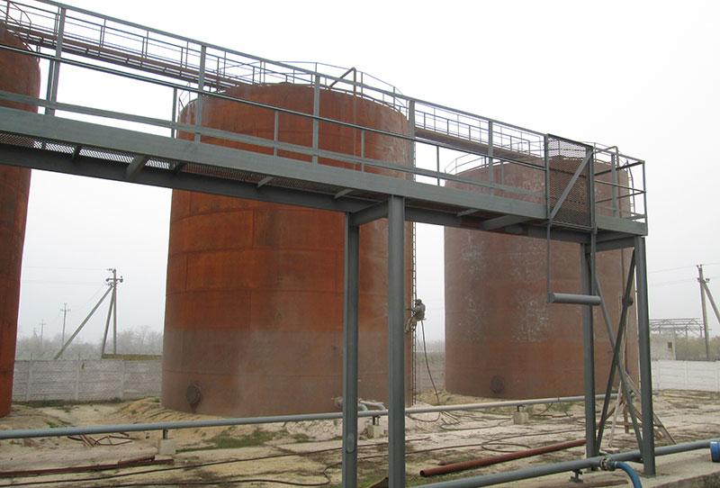 remont rezervuarov v rovno foto Ремонт резервуаров (Ровно)