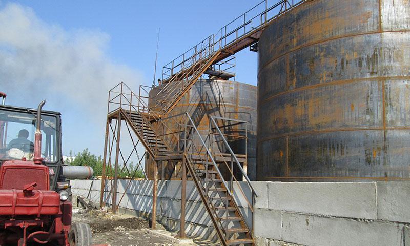 remont rezervuarov v ukraine foto Ремонт резервуаров (Украина)