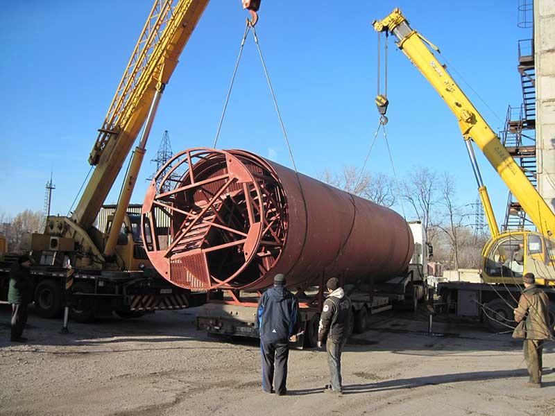 stroitelstvo rezervuarov foto Строительство резервуаров. Особенности