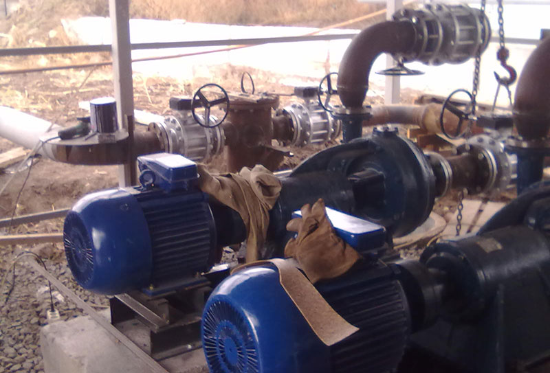 oborudovanie dlya rezervuarov foto Оборудование для резервуаров. Изготовление и установка