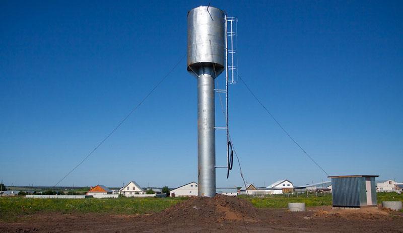 vodonapornaya bashnya foto Водонапорная башня. Строительство