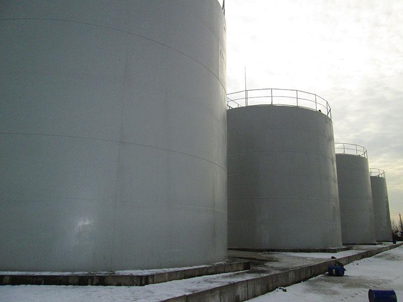 osmotr rezervuarov v ukraine foto Осмотр резервуаров (Украина)