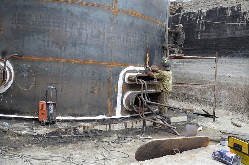 obsluzhivanie rezervuarov v odesse foto Обслуживание резервуаров (Одесса)
