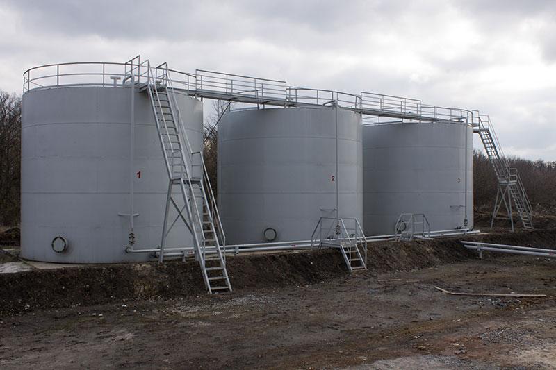 obsluzhivanie rezervuarov v poltave foto Обслуживание резервуаров (Полтава)