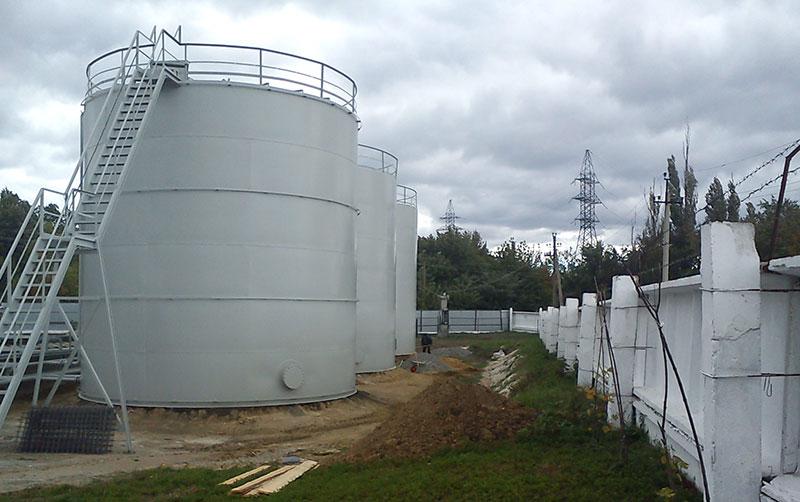 obsluzhivanie rezervuarov v chernigove foto Обслуживание резервуаров (Чернигов)