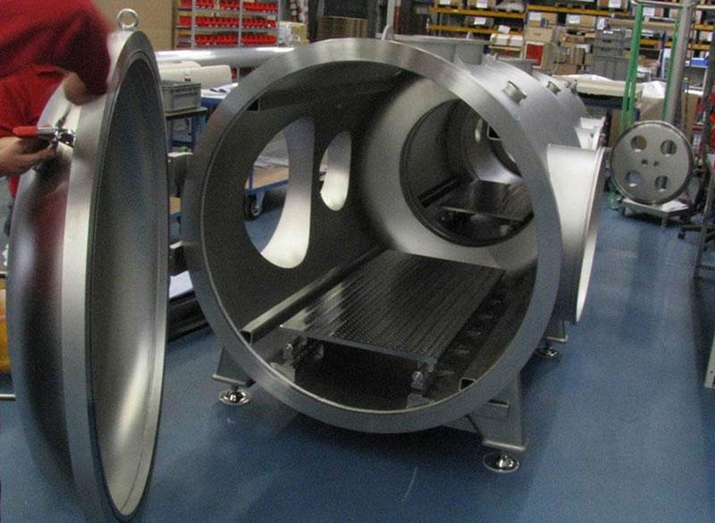izgotovlenie vakuumnyh kamer foto Изготовление вакуумных камер. Особенности