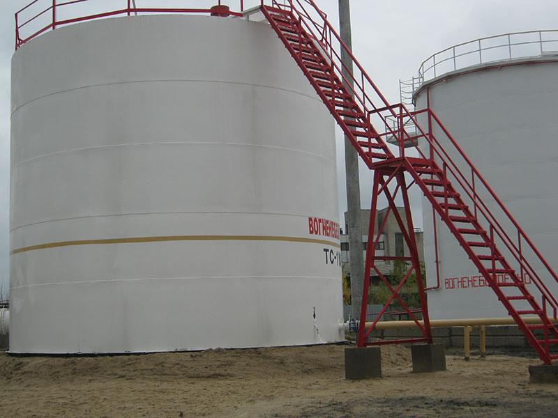 rezervuary stalnye vertikalnye dlya nefteproduktov foto Резервуары вертикальные стальные для нефтепродуктов