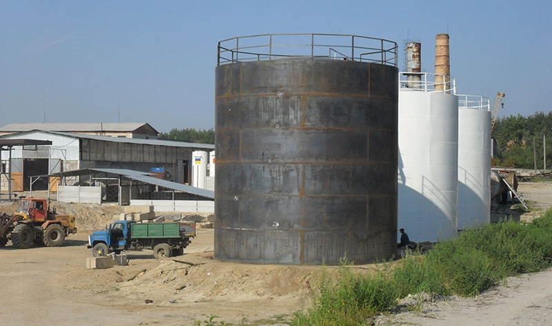 rezervuar dlya dizelnogo topliva ukraina foto Резервуар для дизельного топлива (Украина)