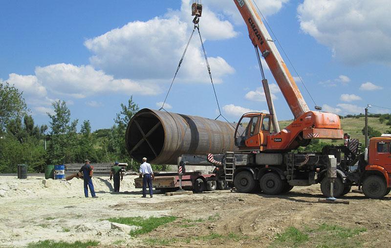 izgotovlenie rezervuarov dlya benzina foto Изготовление резервуаров для хранения бензина
