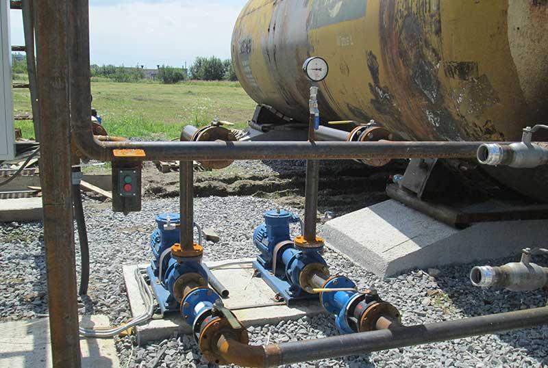 proizvodstvo rezervuarov dlya benzina foto Производство резервуаров для хранения бензина