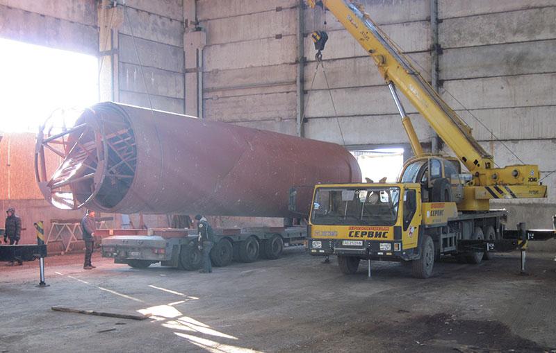 proizvodstvo rezervuarov dlya topliva foto Производство резервуаров для хранения топлива