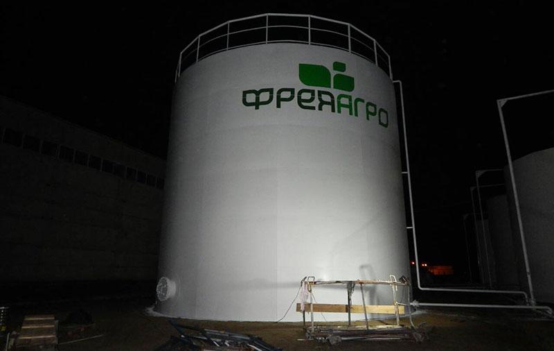 proizvodstvo rezervuarov dlya udobrenij foto Производство резервуаров для хранения удобрений