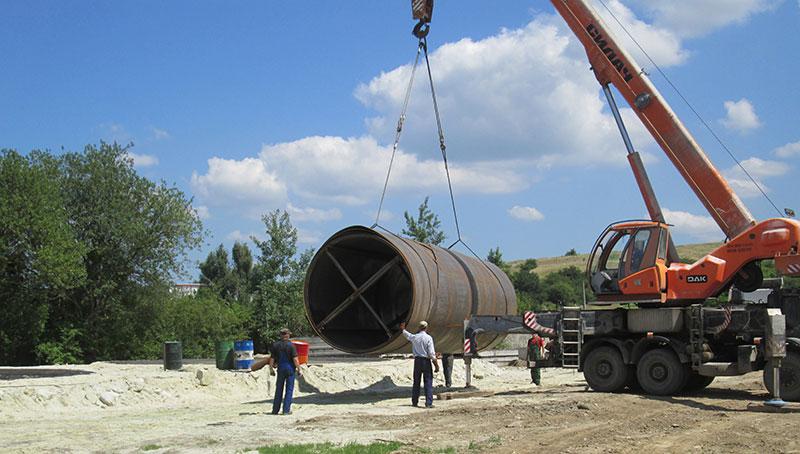 stroitelstvo rezervuarov dlya benzina foto Cтроительство резервуаров для хранения бензина