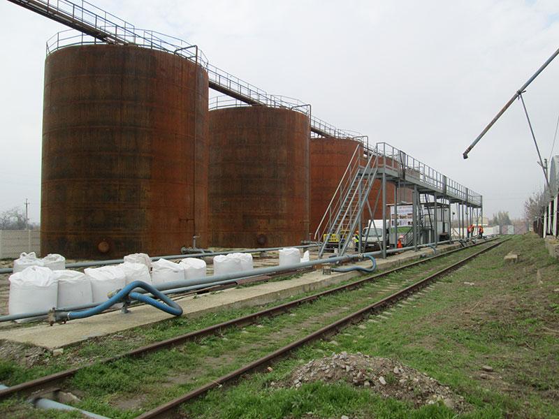 bolshie rezervuary foto Резервуары больших размеров