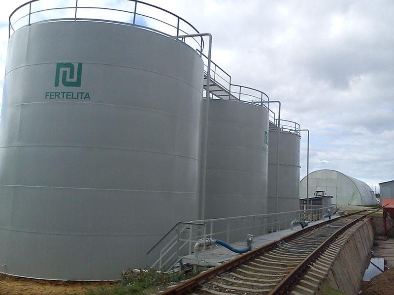 promyshlennye rezervuary Резервуары промышленного назначения