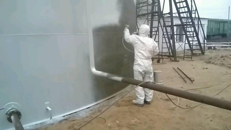 rekonstruktsiya stalnyh rezervuarov 1 Реконструкция стальных резервуаров