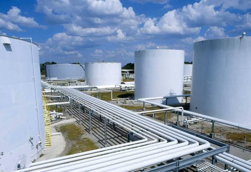 modernizatsiya rezervuarov dlya nefteproduktov Модернизация резервуаров для нефтепродуктов