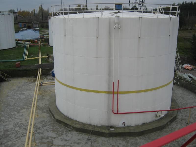 modernizatsiya vertikalnyh rezervuarov Модернизация вертикальных резервуаров