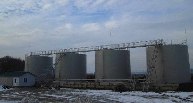 modernizatsiya metallicheskih rezervuarov Модернизация металлических резервуаров