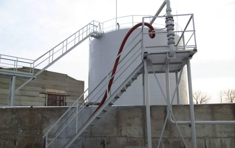 modernizatsiya nazemnyh rezervuarov Модернизация наземных резервуаров
